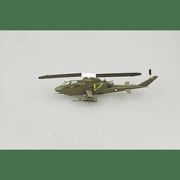 Helicóptero 1:72 Coleccion Israeli Air Force Ah-1S