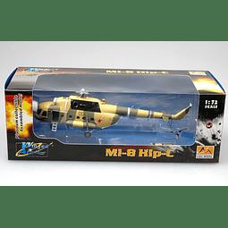 Helicóptero 1:72 Coleccion Russian Air Force Mi-8T Yellow 09