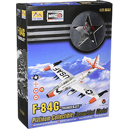 Avion 1:72 Coleccion Italy Air Force F-84G Thunderjet