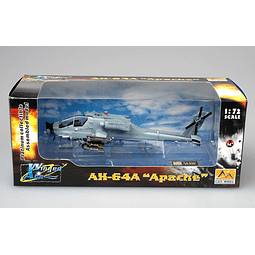 Helicóptero 1:72 Coleccion Ah-64A 94-0332 Of 1-151St Atkhb