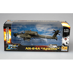 Helicóptero 1:72 Coleccion Ah-64A 87-0425 Of 1-501St Atkhb