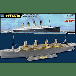 Barco 1:200 Para Armar Titanic