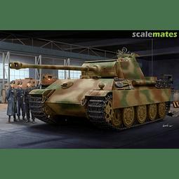 Tanque 1:16 Para Armar German Sd.Kfz.171 Panther Ausf.G