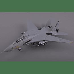 Avion 1:72 Coleccion F-14B No.162919 Vf-74/Uss Saratoga