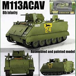 Tanque 1:72 Coleccion M113Acav 8Th Infantry