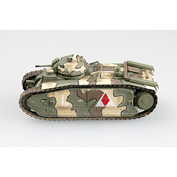 Tanque 1:72 Coleccion Char B1 May 1940 France 3Nd Company
