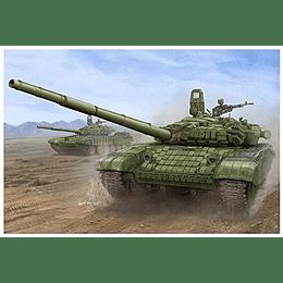 Tanque 1:16 Para Armar Russian T-72B1 Mbt