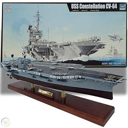 Barco 1:350 Para Armar Constellation Cv-64