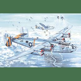 Avion 1:32 Para Armar B-24J Liberator