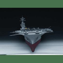 Barco 1:350 Para Armar Aircraft Carrier-Cv68Nimitz1975