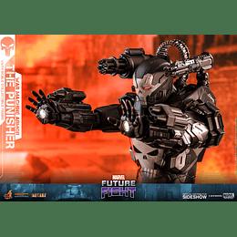 The Punisher War Machine Armor 1/6
