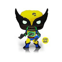 Funko Pop Wolverine Glow-In-The-Dark Pop