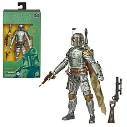 Figura Colección Carbonized Boba Fett Star Wars 6-Inch