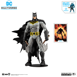 Figura Colección Batman Dark Nights: Metal Dc Mult