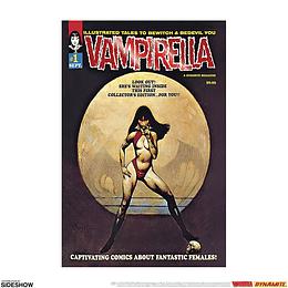 Libro Vampirella #1 (1969) Limited Red Foil Version