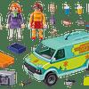 Playmobil: Scooby-Doo La Maquina del Misterio