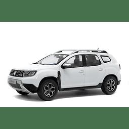 Dacia Duster Mk2 - Blanca - 2018