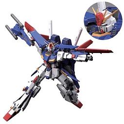 Figura Colección Zz Gundam Ver. Ka Master Grade 1/100