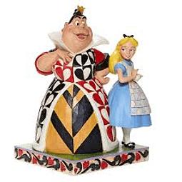 Figura Colección Alice And Queen Of Hearts Chaos
