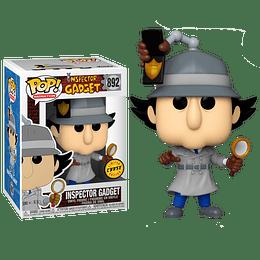Figura Colección Inspector Gadget Pop #892 CHASE