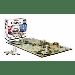 Rompecabezas London England 4D Puzzle