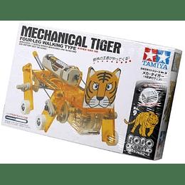 Robot Mechanical Tiger - Four Legged Walk