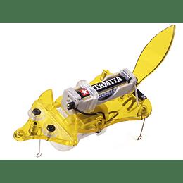 Robot Sliding Fox - Vibrating Action