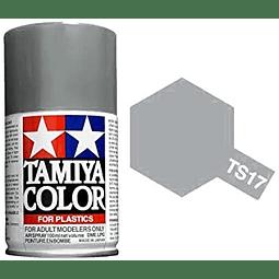 Pintura Modelismo Ts17 Gloss Aluminum Spray