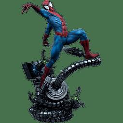 Estatua Spider- Man Premium Format Figure
