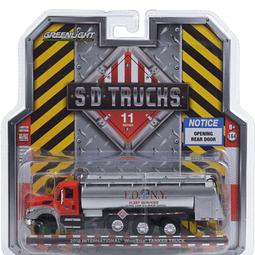 Carro Colección 2018 Internat Workstar Tanker 1/64