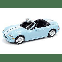 Carro Colección 1999 Mazda Mx5 Miata 1/64