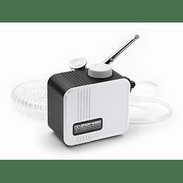 Spray Work Air Compressor With Spar