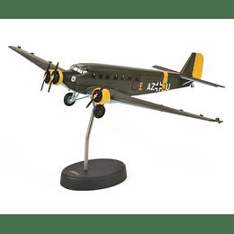 Avión Colección Junkers Ju52/3M Olive 1/72