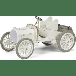 Carro Colección Mb 35 Hp 1901 Blanco 1/18
