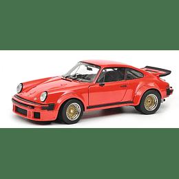 Carro Colección Porsche 911 934 Rsr Red 1/18