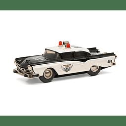 Carro Colección Micro Ford Fairlane Highway Police