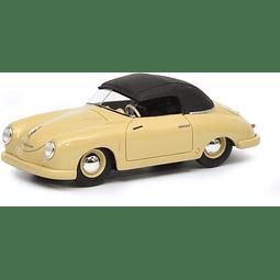 Carro Colección Porsche 356 Gmund Cabriolet 1950 1/43