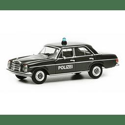 Carro Colección Mb 200D W115 Policía 1/64