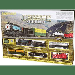 Set Tren Eléctrico Chessie Especial