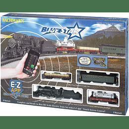 Set de inicio digital, Blue Star t - E-Z App 1/87 H0