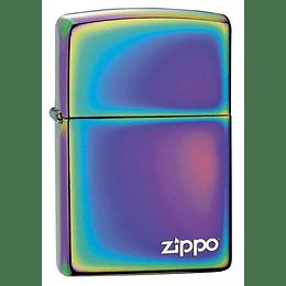 Encendedor Zippo Eespectro Con Logo