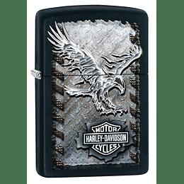 Encendedor Harley Davidson Aguila