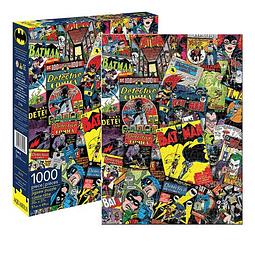 Rompecabezas Batman Dc Comics Collage 1000 Piezas