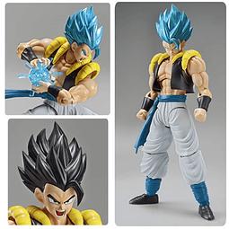Figura Colección Super Saiyan Gogeta Dragon Ball