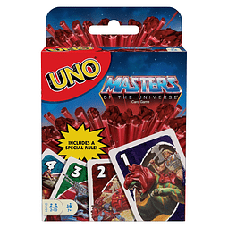 Juego de Mesa Uno Masters Of The Universe - He-Man