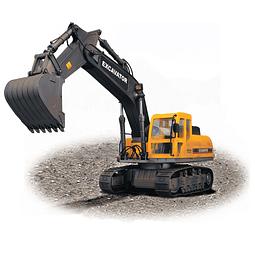 Vehículo Control Remoto Excavator Rc Vehicle 1/12