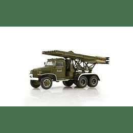 Carro Colección  GMC CCKW 352 BM-13 MOBILER 1/43
