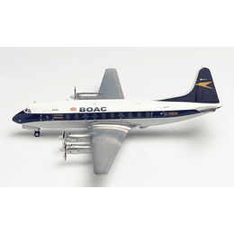 "Avión Colección BOAC VICKERS VISCOUNT 700 – ""SCOTTISH PRINCESS"" 1/200"