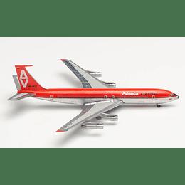 "Avión Colección Avianca Boeing 707-300 ""Sucre"" 1/500"