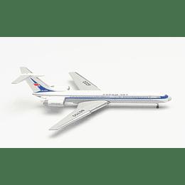 Avión Colección Aeroflot Ilyushin IL-62M 1/500
